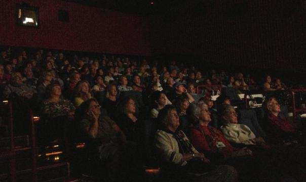 Audience riveted while viewing Brave Miss World