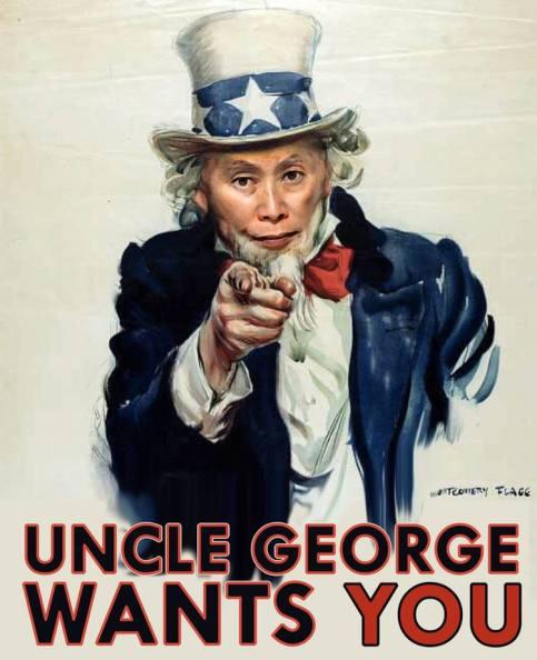 George Takei - Indiestardust