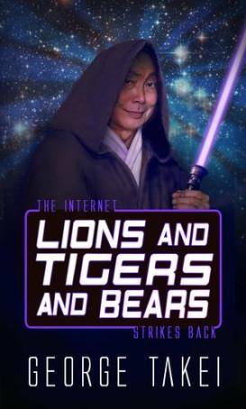 george takei book cover indiestardust